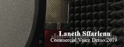 Commercial Voice Demo Reel